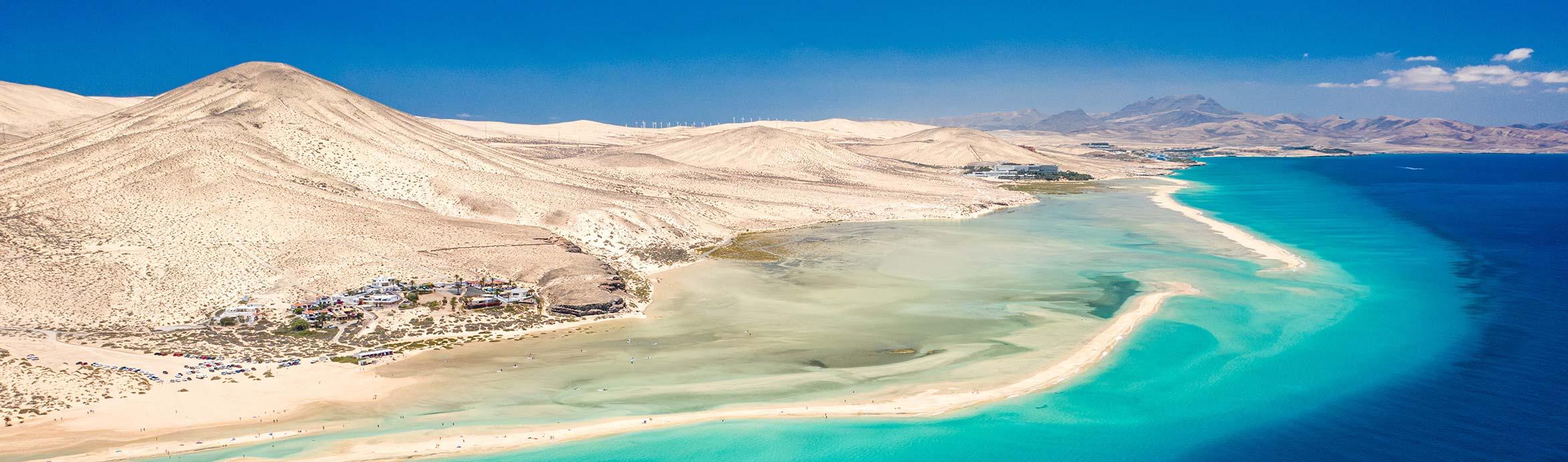 Fuerteventura Sandstrand